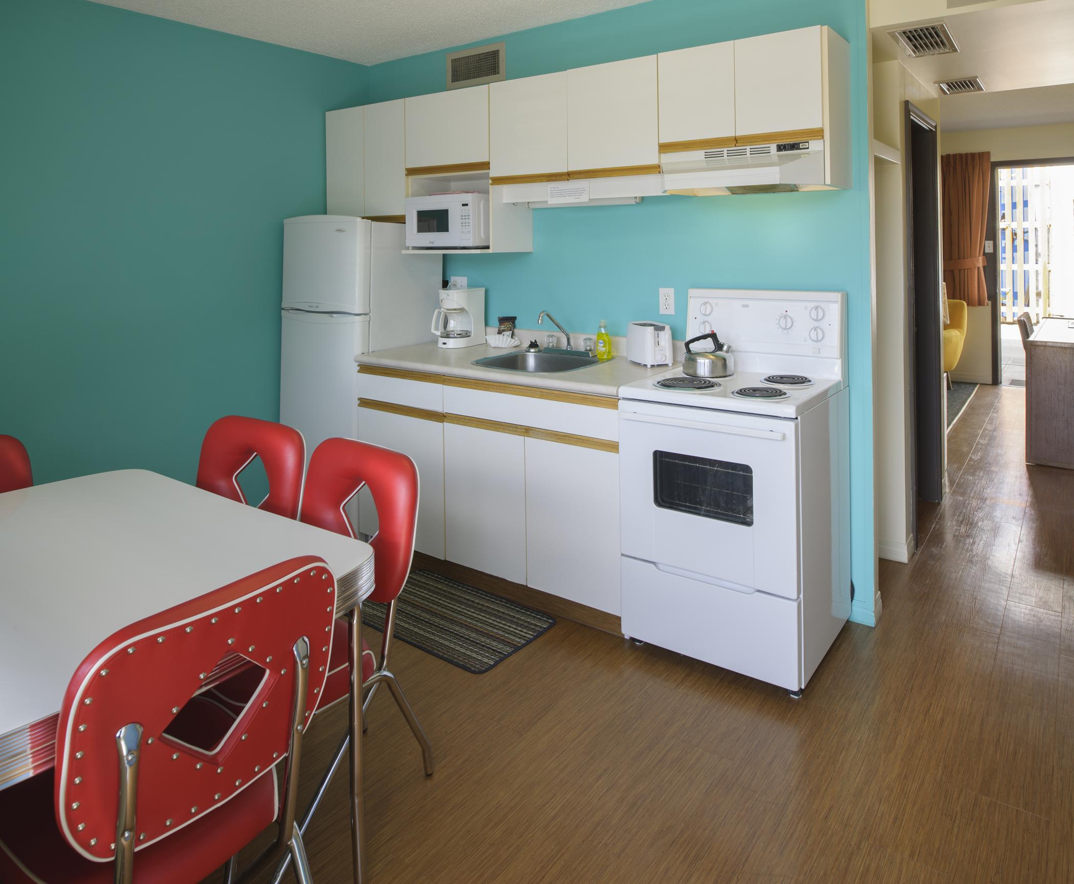 The Motel | Bowmont Motel